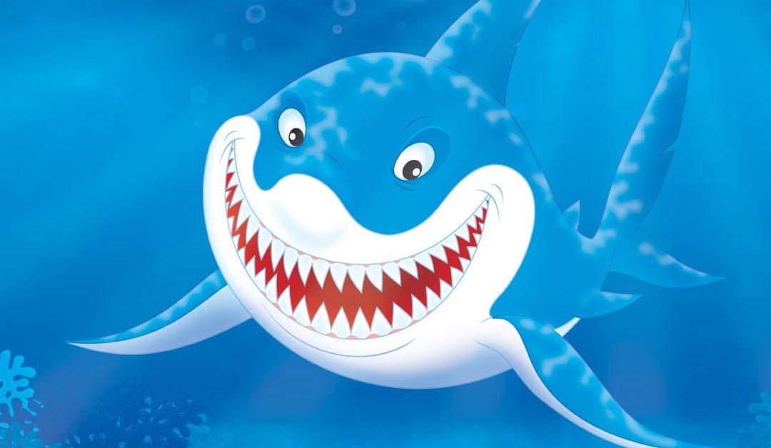 """Scoperto il segreto  dei denti """"eterni"""",  si cela nelle  fauci degli squali"""