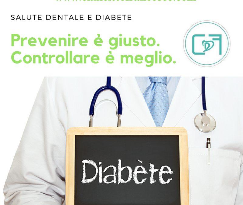 Denti sani e diabete? Ecco il decalogo del dentista
