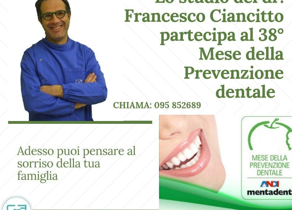 Ottobre: lo studio Ciancitto partecipa al Mese della Prevenzione